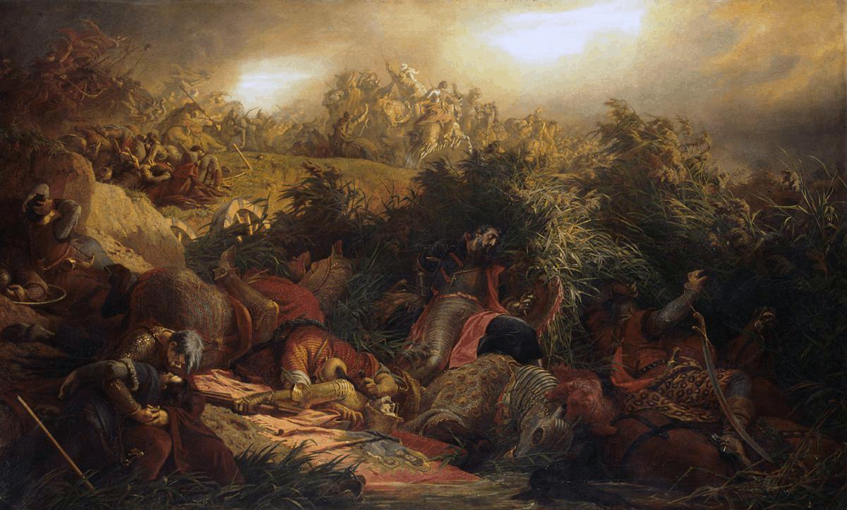 Battle of Mohacs 1526