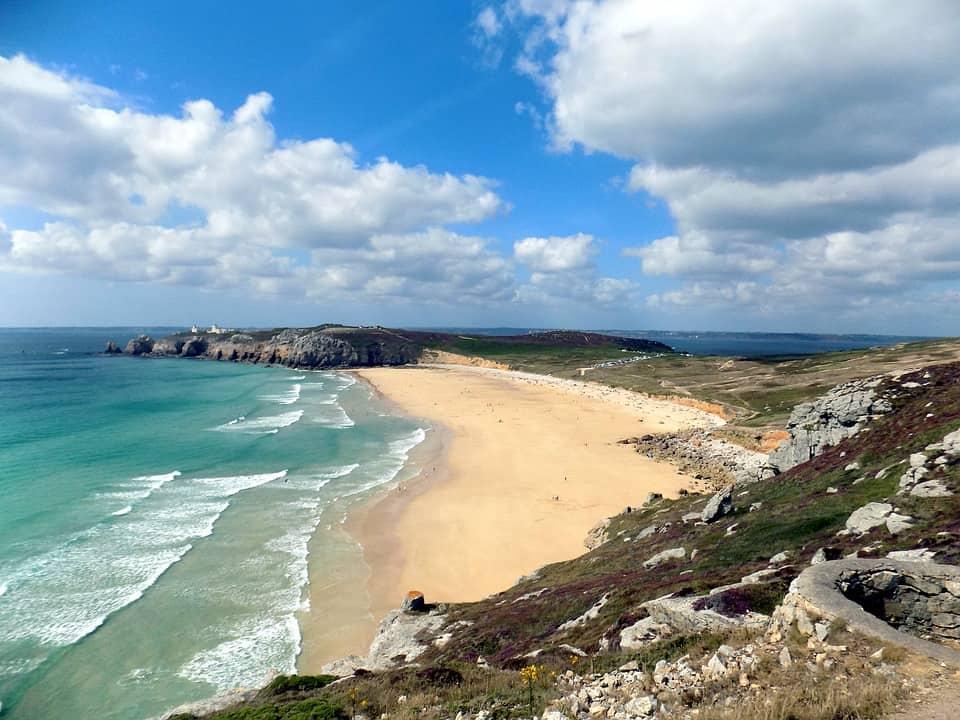 France Brittany Atlantic Ocean