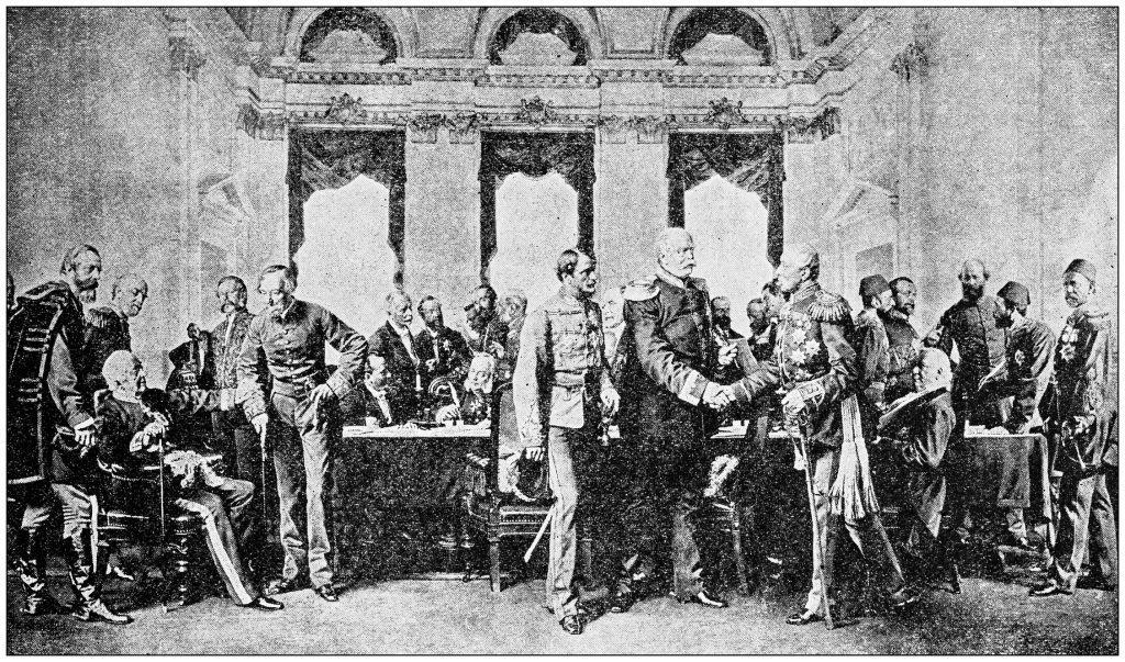 Congress of Berlin, 1878