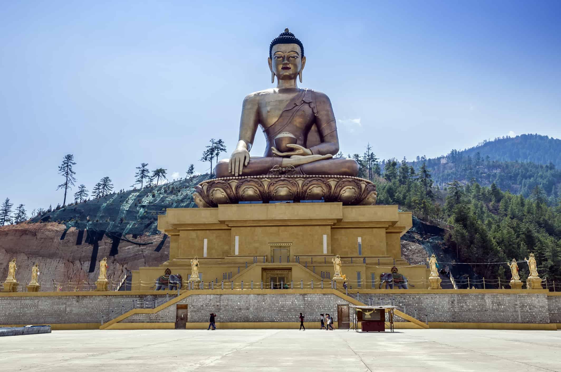 Bhuddha Dordenma, Thimphu, Bhutan
