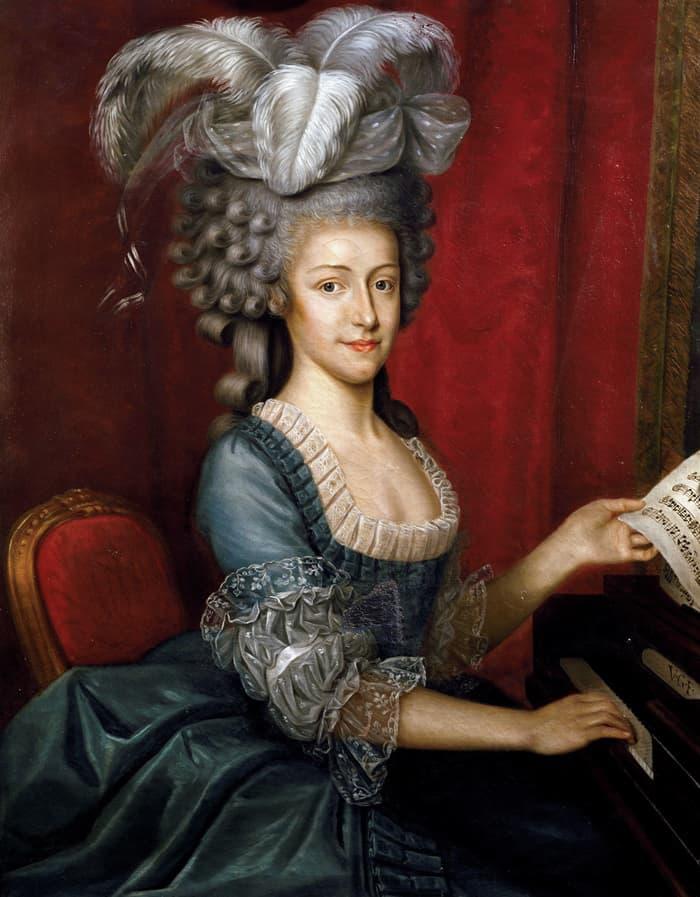 Maria Theresa, Archduchess of the Habsburg Empire