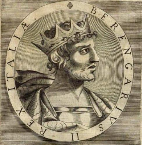 King Berengar II
