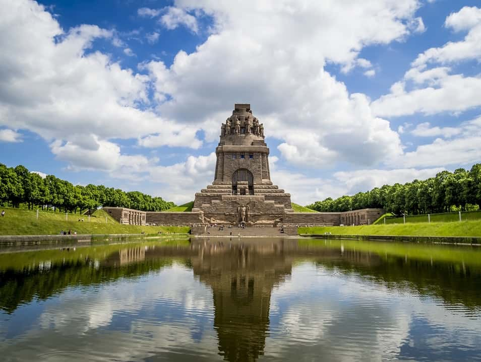 The Monument to the Battle of the Nations