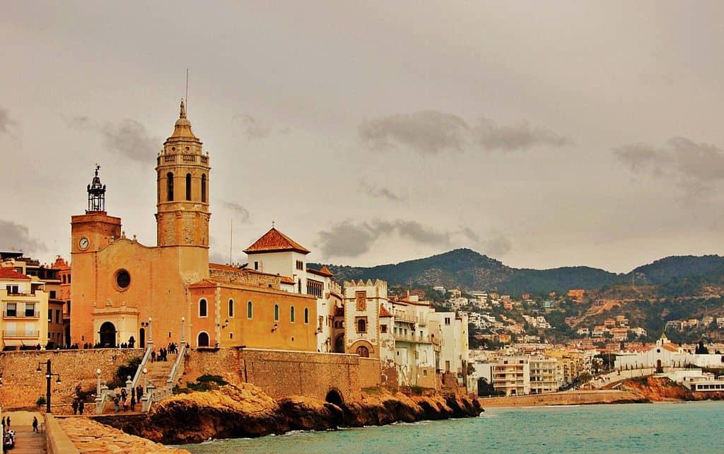 Iglesia de Sant Bartomeu i Santa Tecla, Sitges