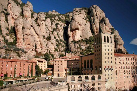 The Benedictine Abbey