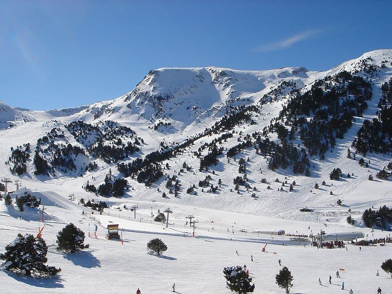 Skiing in Andorra, Gran Valira