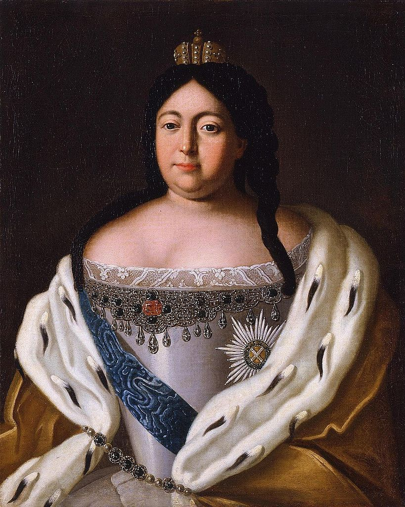 Empress Anna of Russia