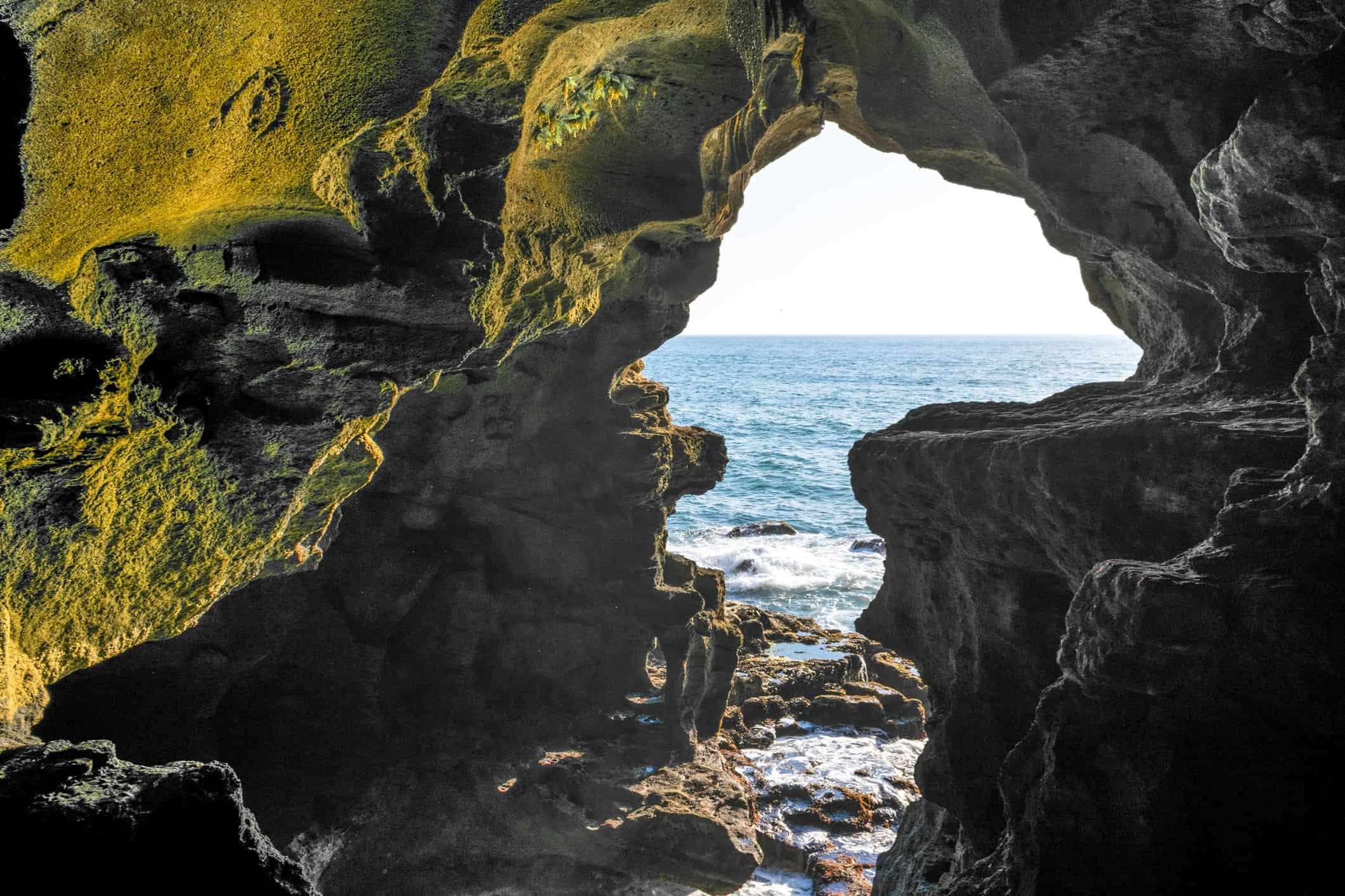 Caves of Hercules Tangier Morocco