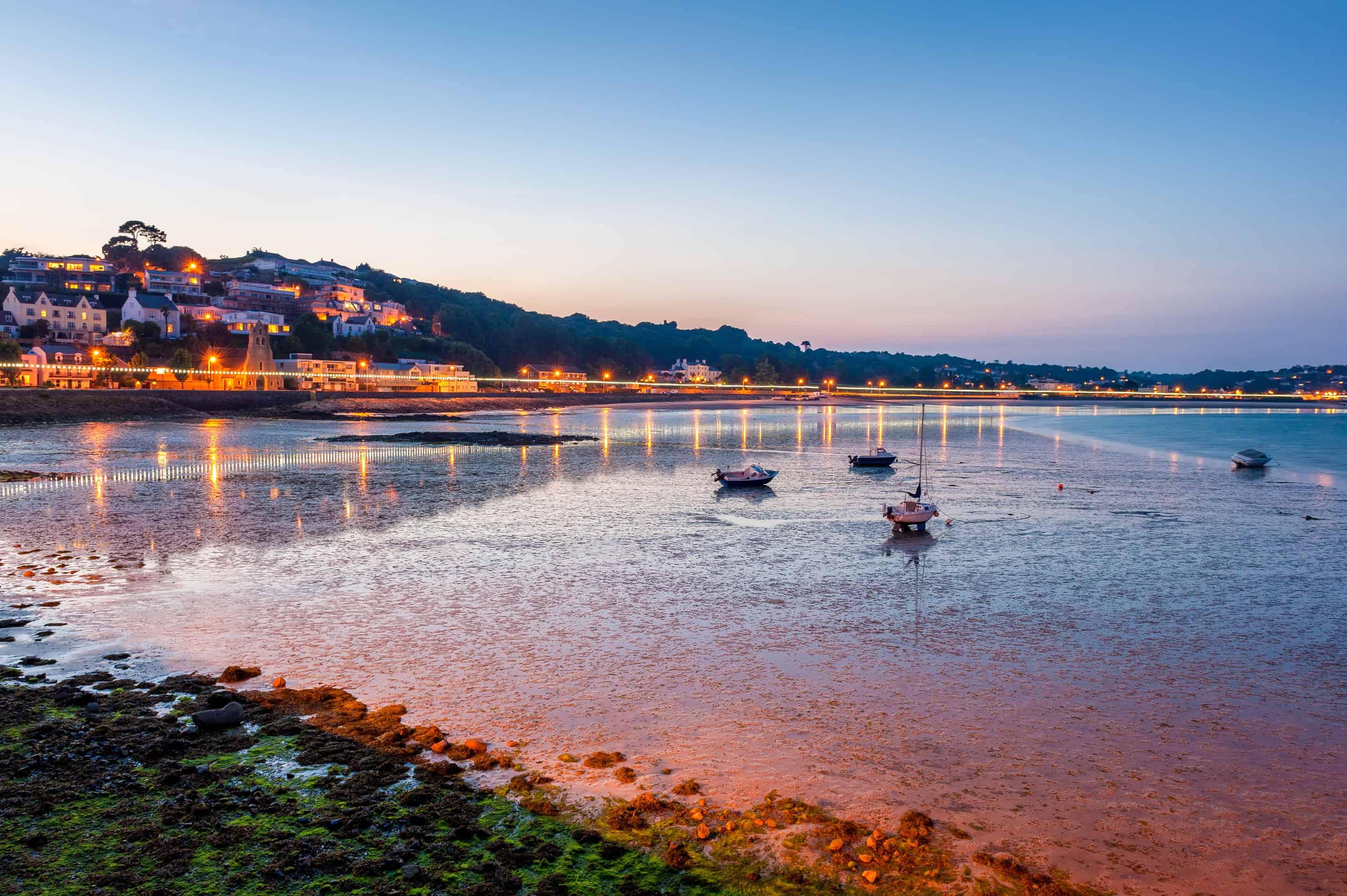 St Aubin Jersey
