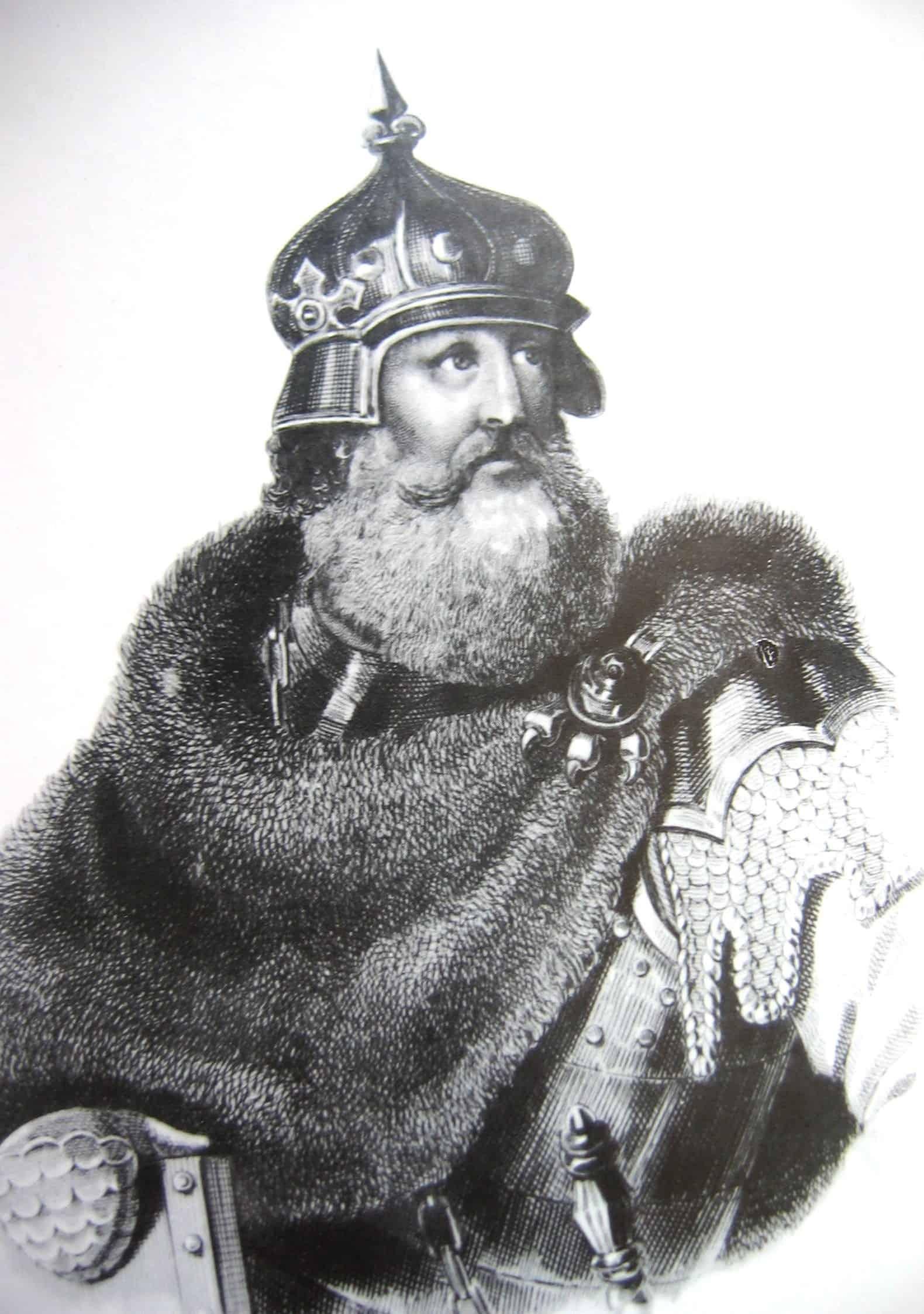 Duke of Trakai, Kęstutis
