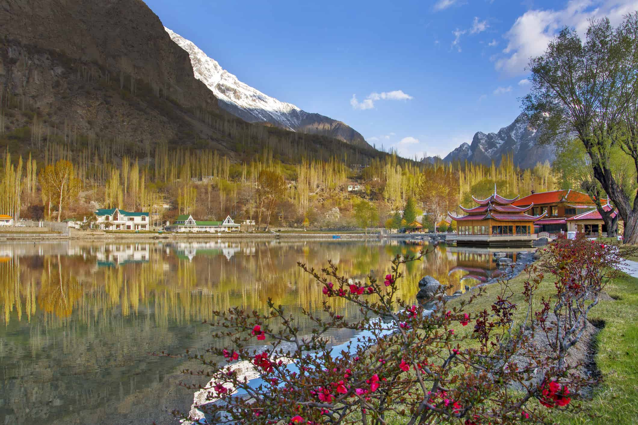 Lakeside Shangri-La Resort Skardu, Pakistan
