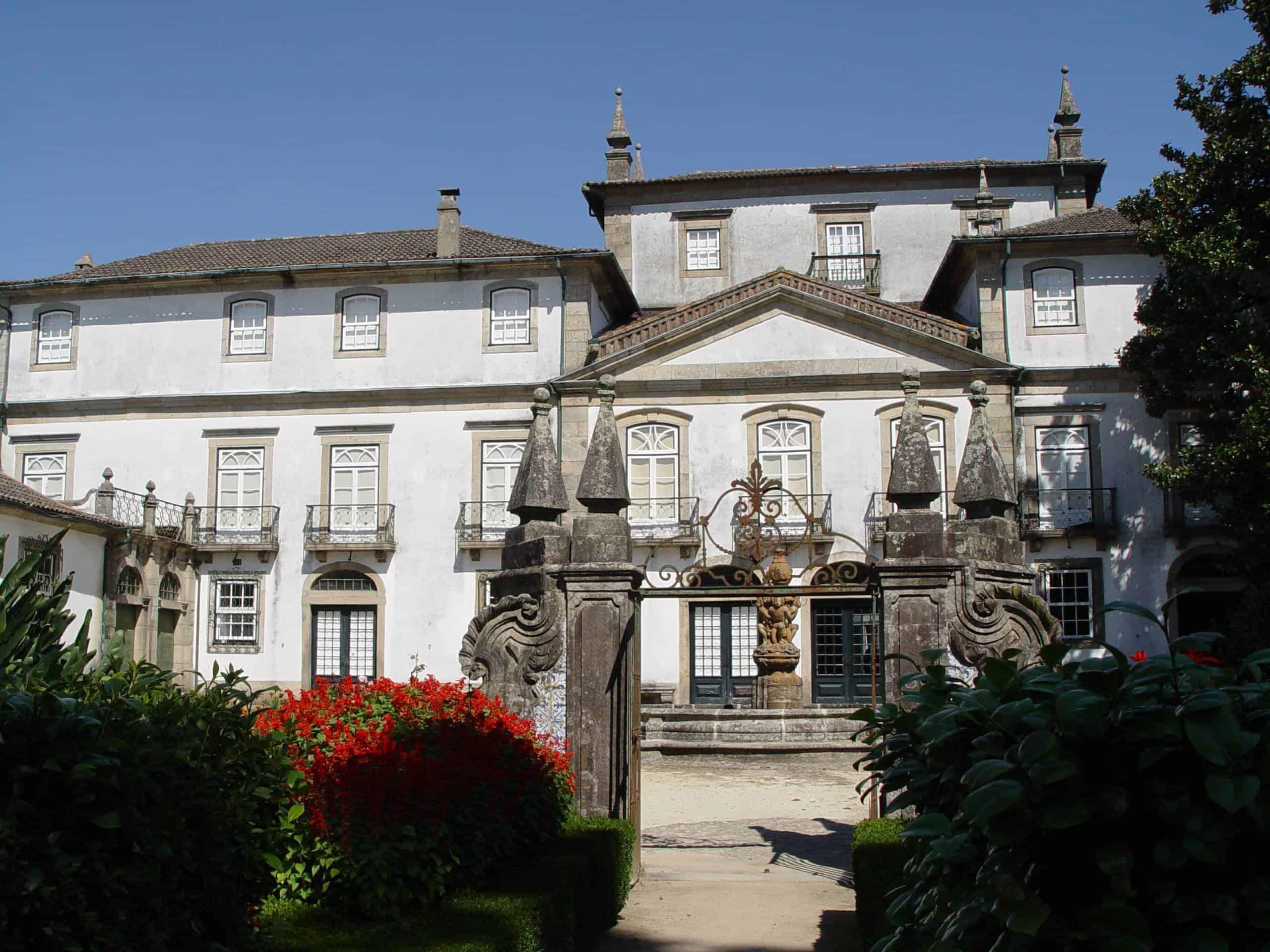 Palacio Biscainhos or Biscainhos Museum