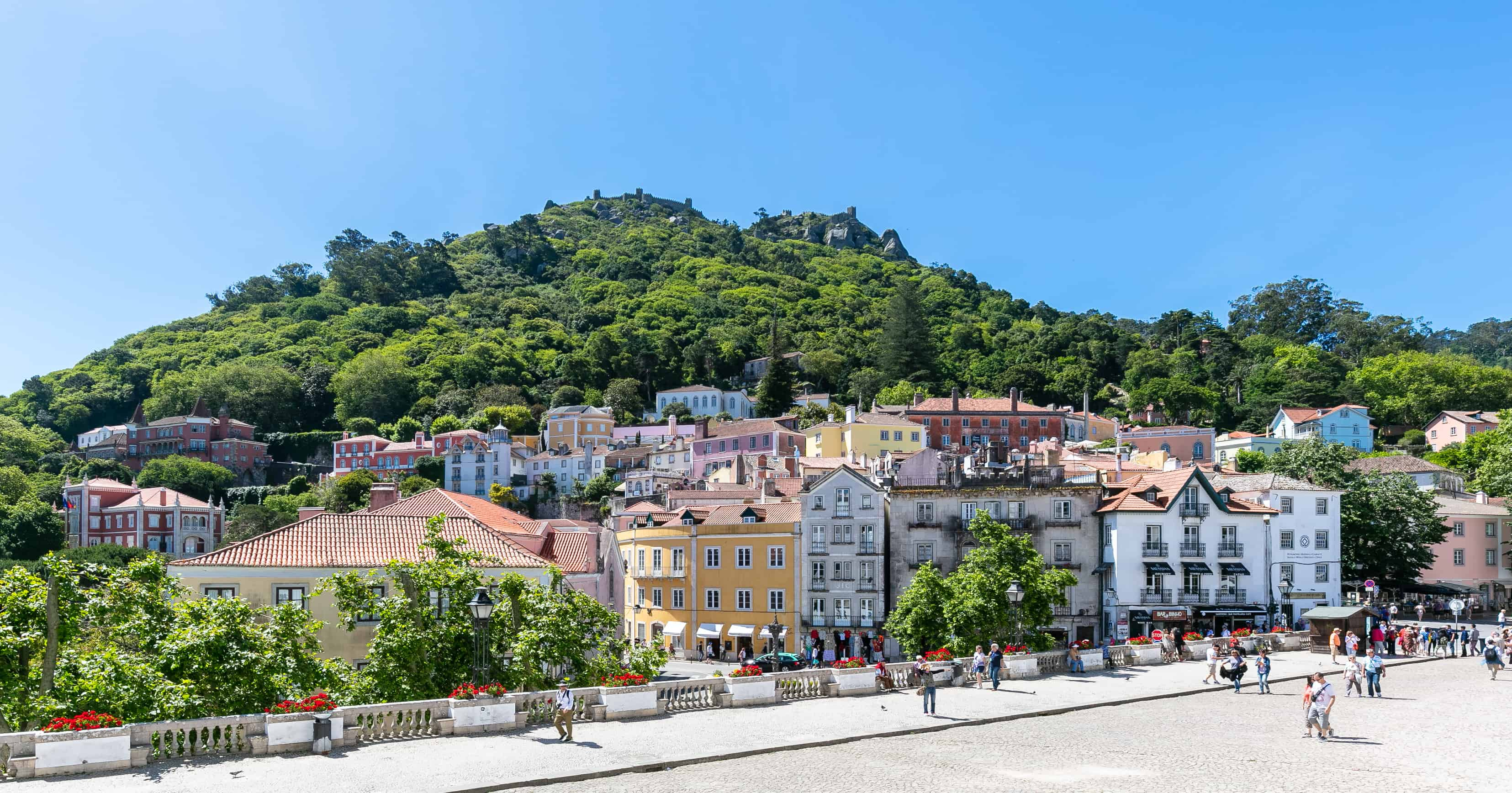 Sintra-Villa, the heart of Sintra