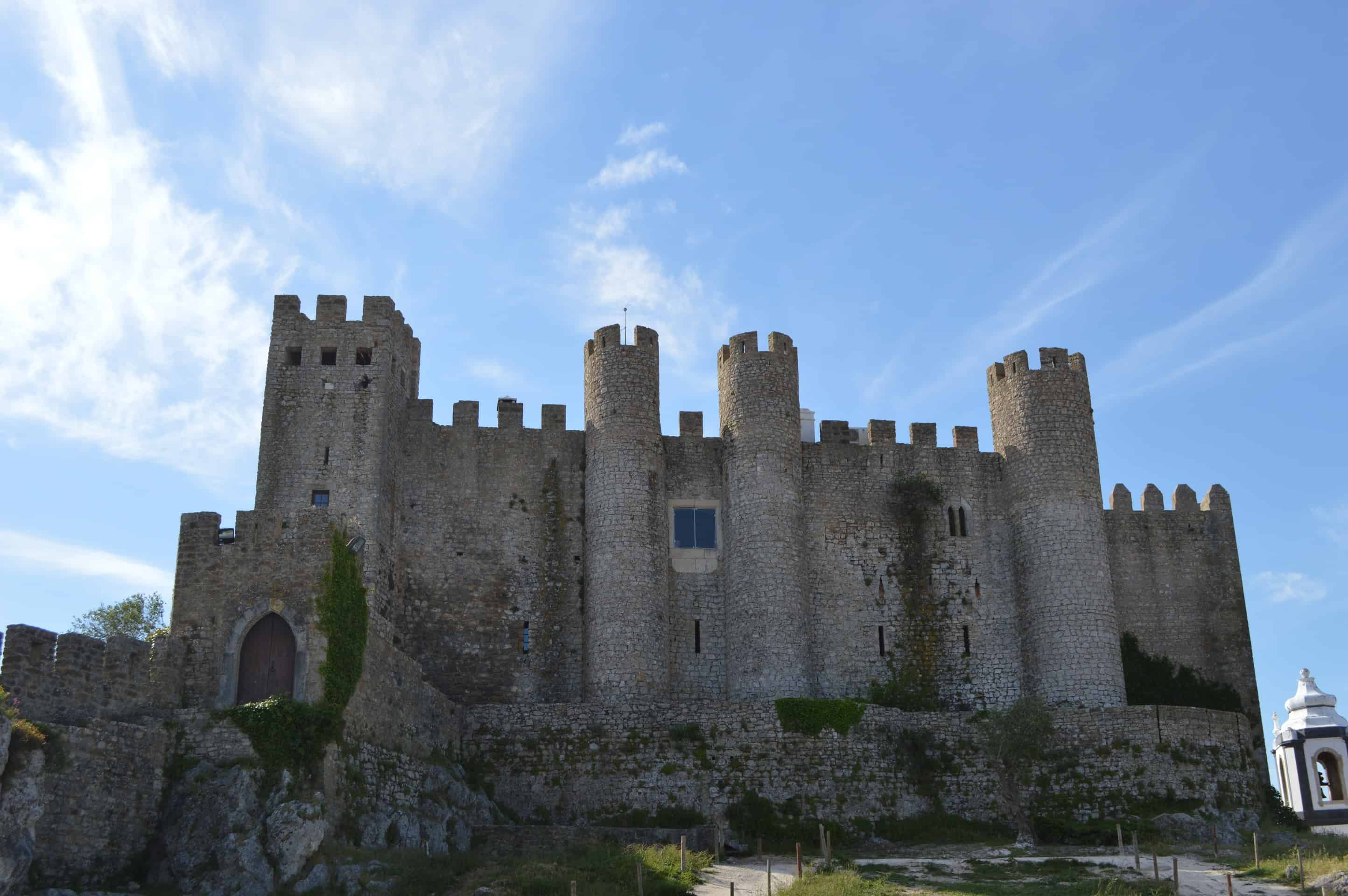 The Castle of Obidos