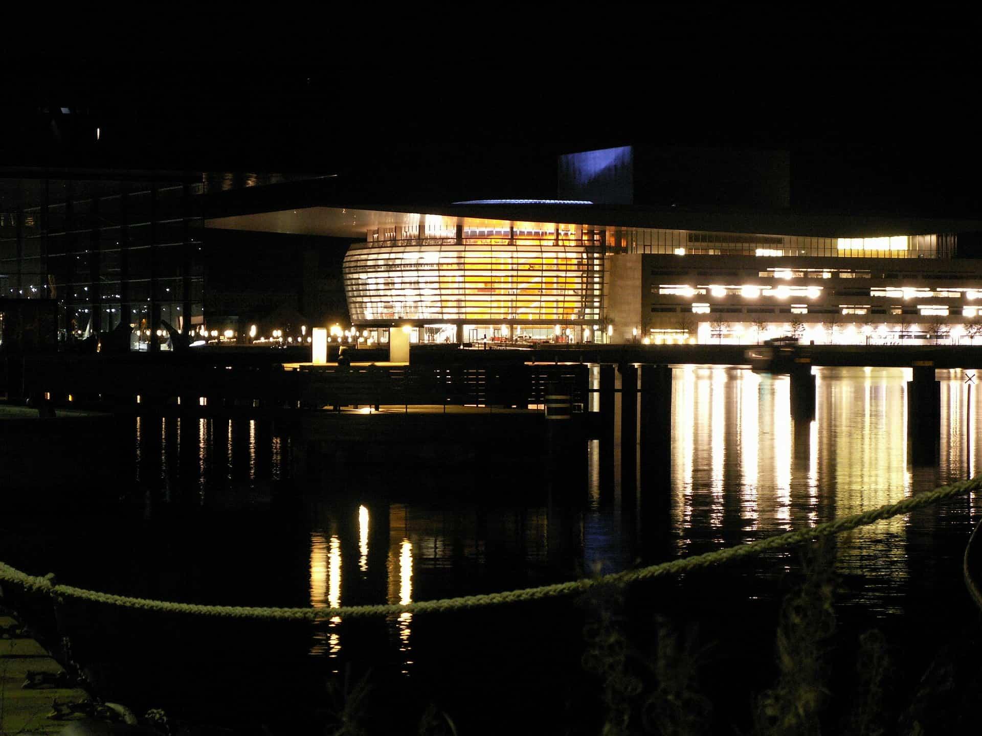 Copenhagen Opera House