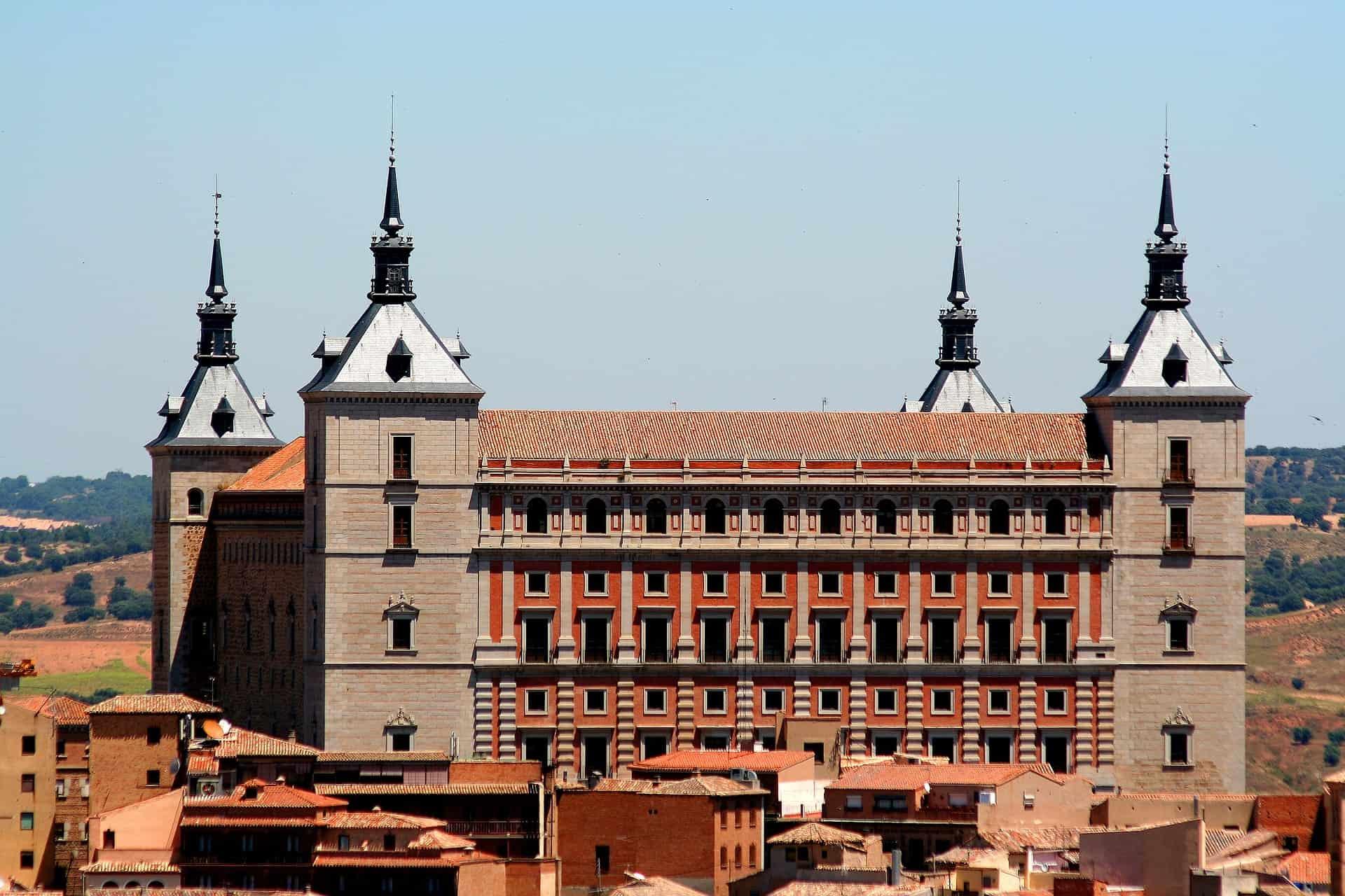 The Alcazar of Toledo, a military museum