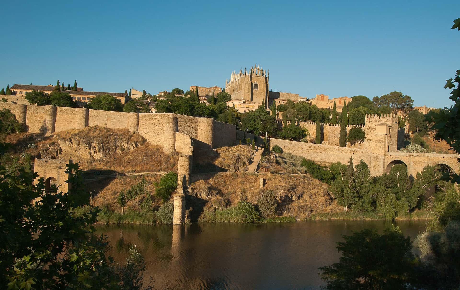 Toledo's walls