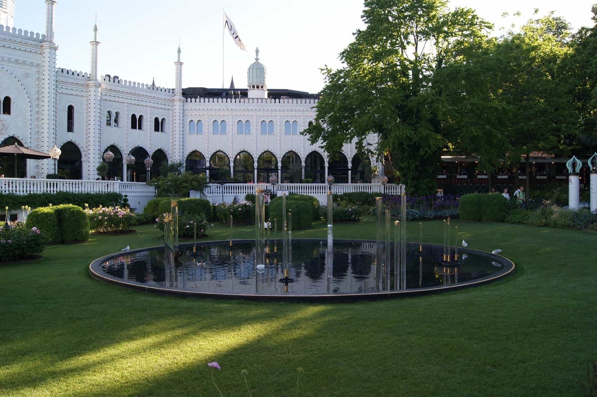 The Palace at Tivoli Gardens
