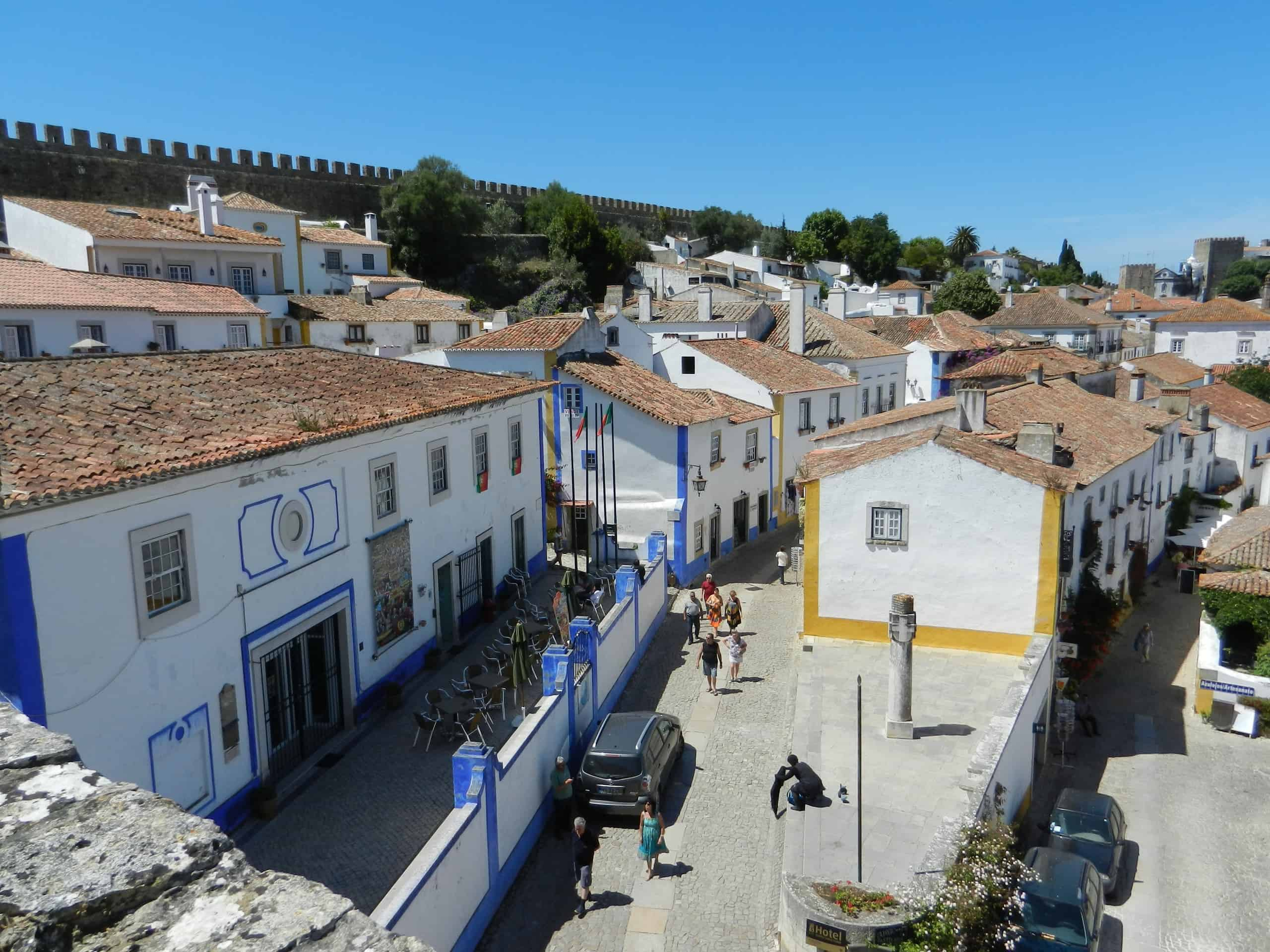 Obidos village vacation