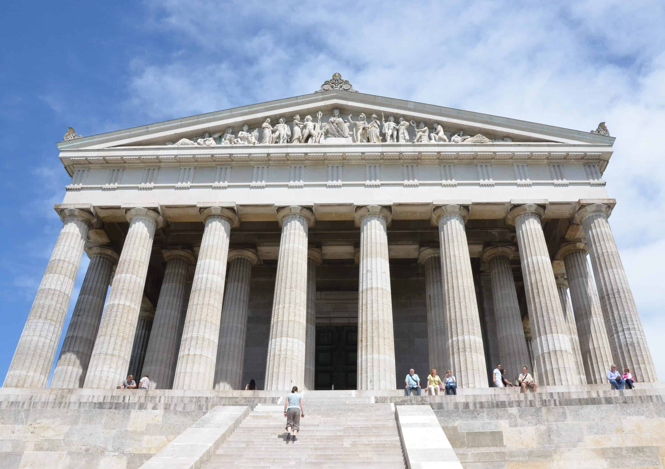 Walhalla Memorial, Germany