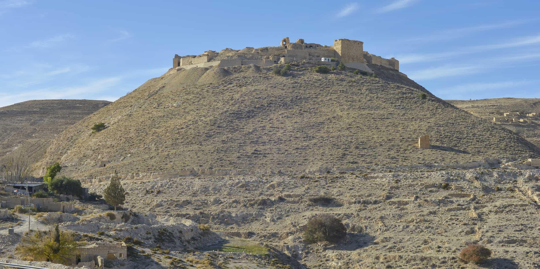 Shobak Castle in Jordan