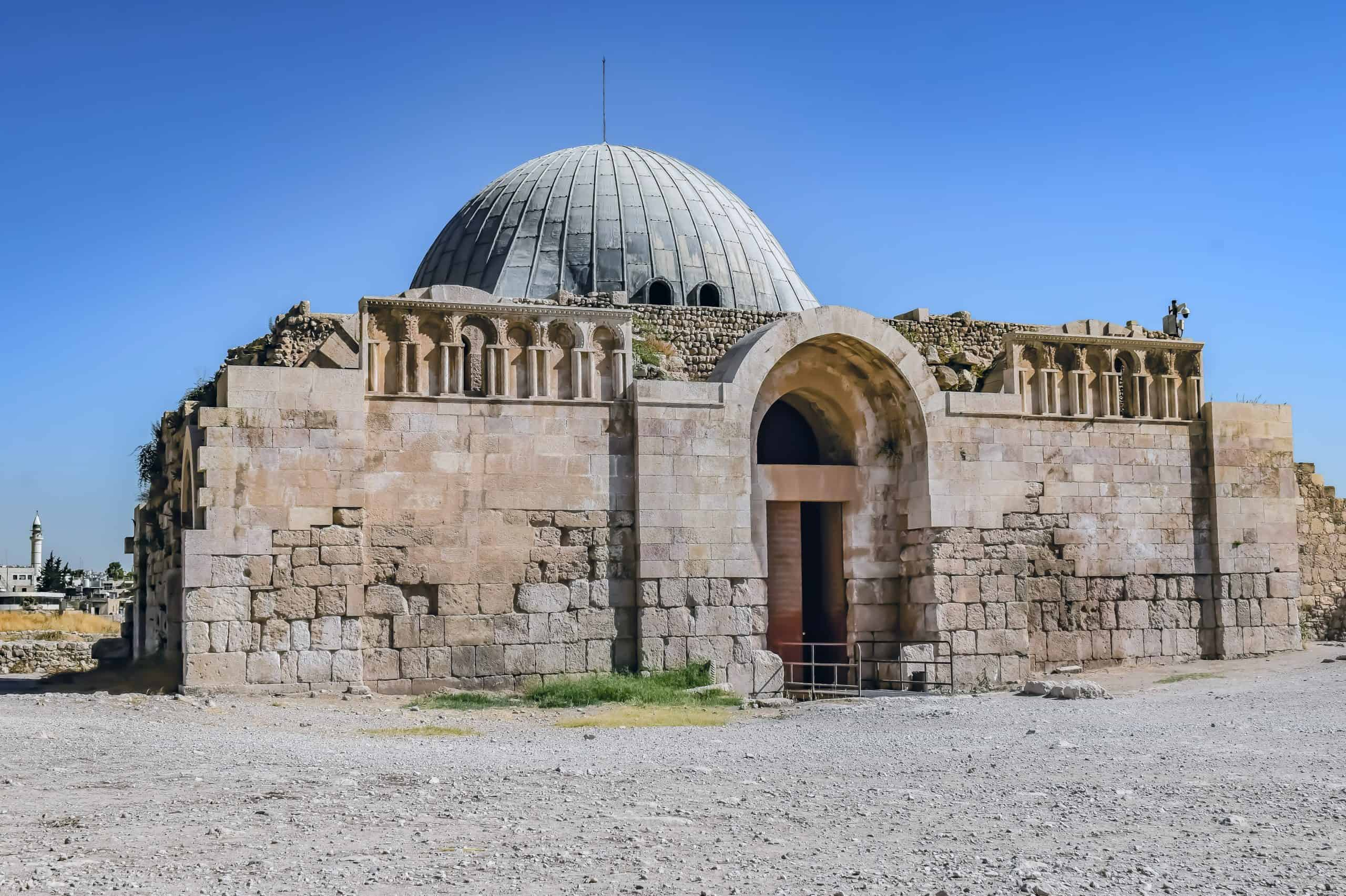 Umayyad Palace, Amman, Jordan