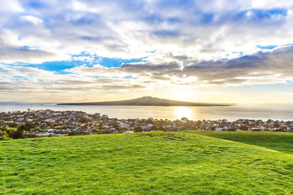 Rangitoto Island, Auckland, New Zealand
