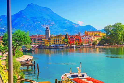 Riva del Garda,Trentino,Italy