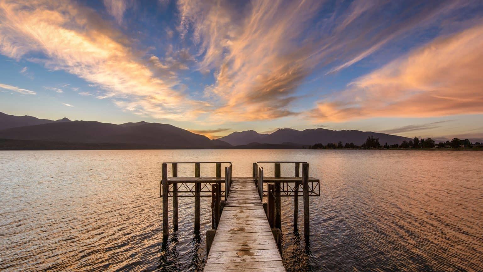 Te Anau, New Zealand