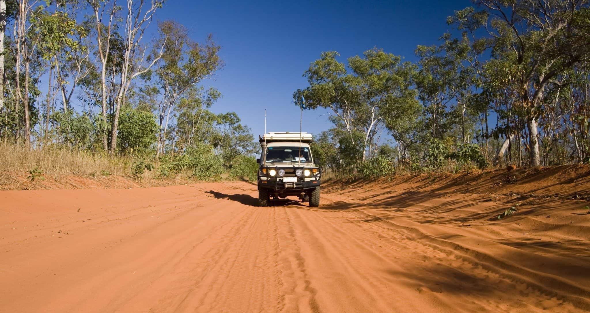 Kimberley Desert