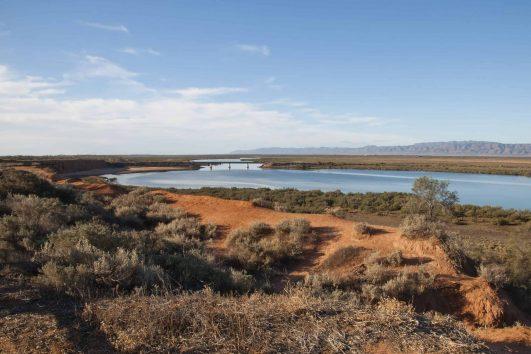 pencer Gulf, near Port Augusta in South Australia