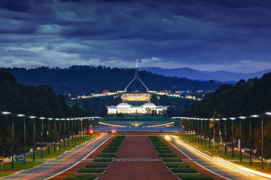 Parliament - Australian Capital Territory