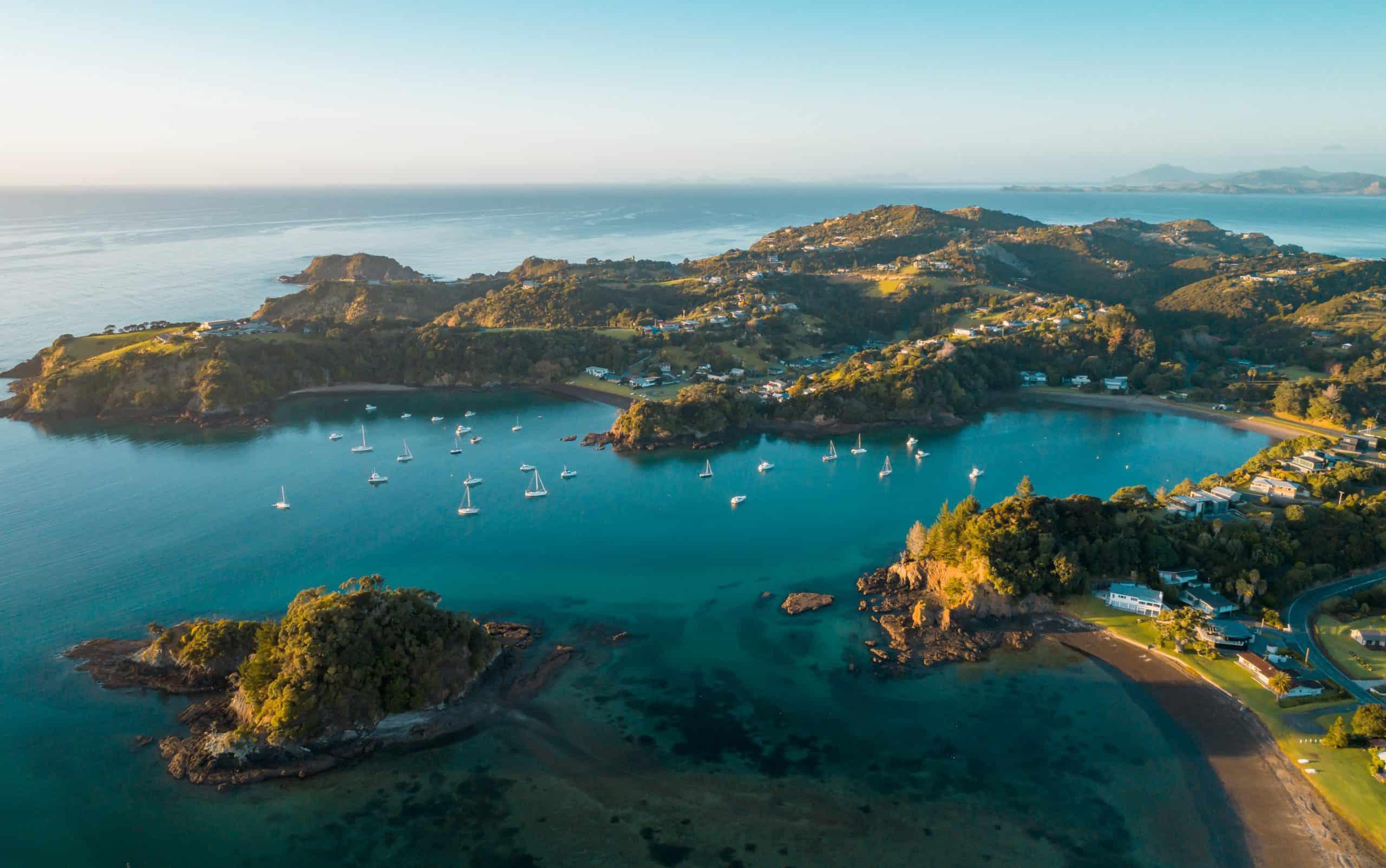 Bay of Islands, New Zealand | Odyssey Traveller