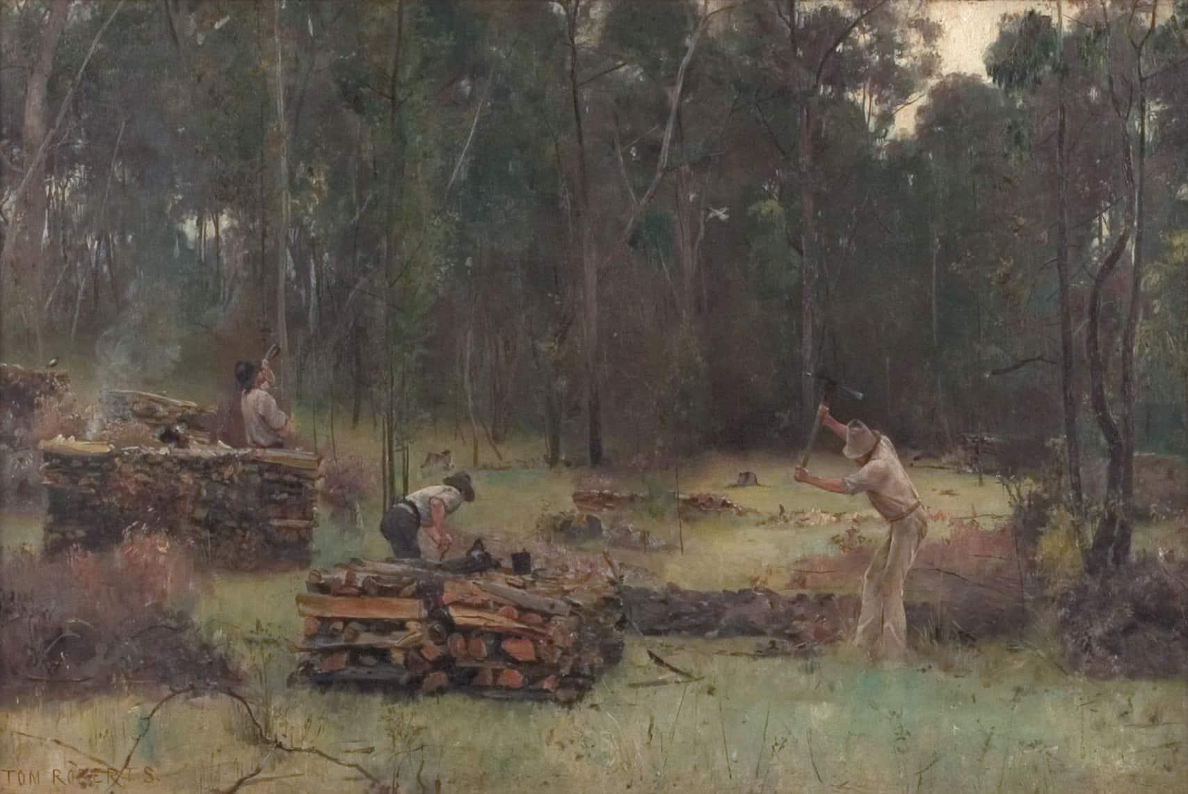 Ballarat - art
