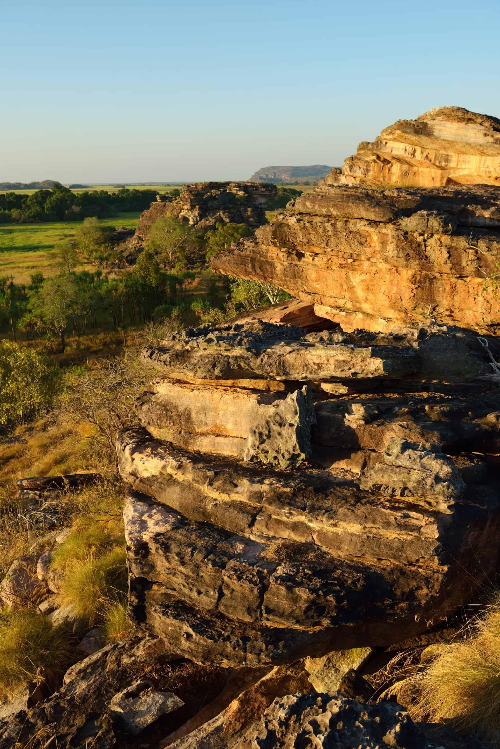 Rock formations Kakadu
