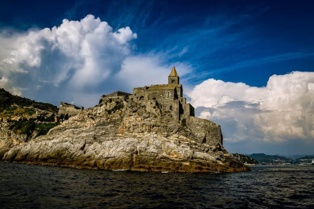 St. Peter Church in Portovenere Cinque Terre tour