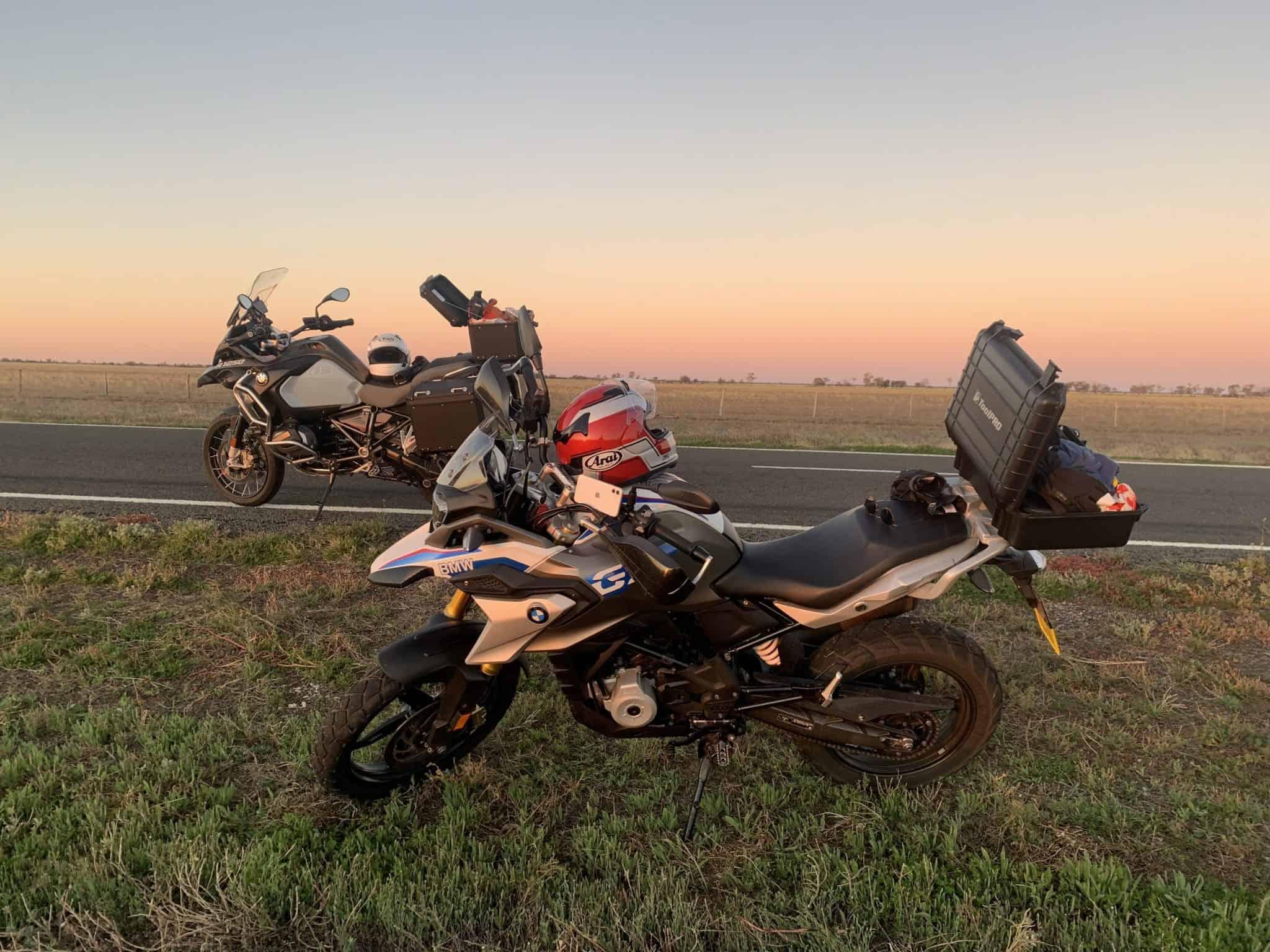 Motorcycle Tours of Australia